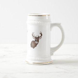 10 point Buck Beer Stein