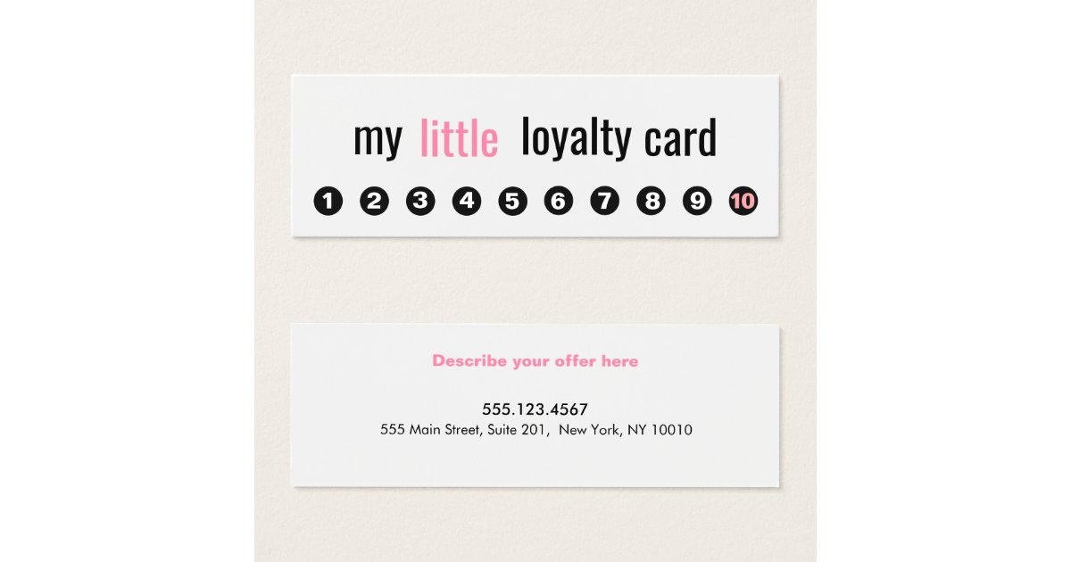 Loyalty Business Cards & Templates | Zazzle