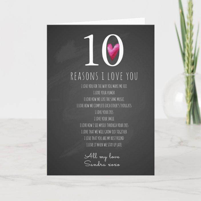 Birthday card i love the way you love me