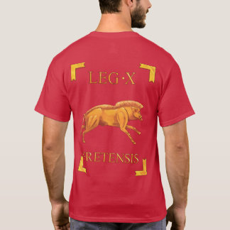 10 Roman Legio X Fretensis Vexillum T-Shirt