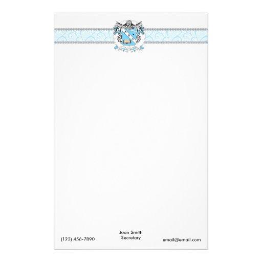 10 sheet Paper Pad Stationery