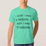 10 tadpoles shirt