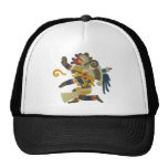 10.Tezcatlipoca - Mayan/Aztec Creator good Trucker Hat