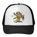 10.Tezcatlipoca - Mayan/Aztec Creator good Hats