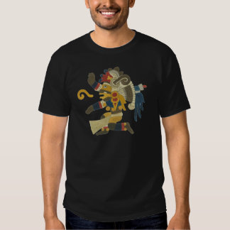 10.Tezcatlipoca - Mayan/Aztec Creator good Shirt