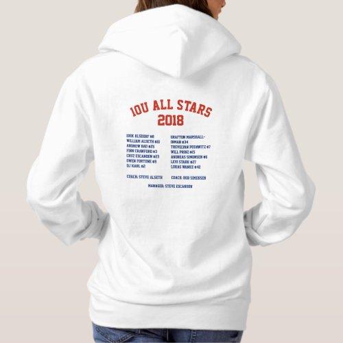 10 U All Stars Shirt