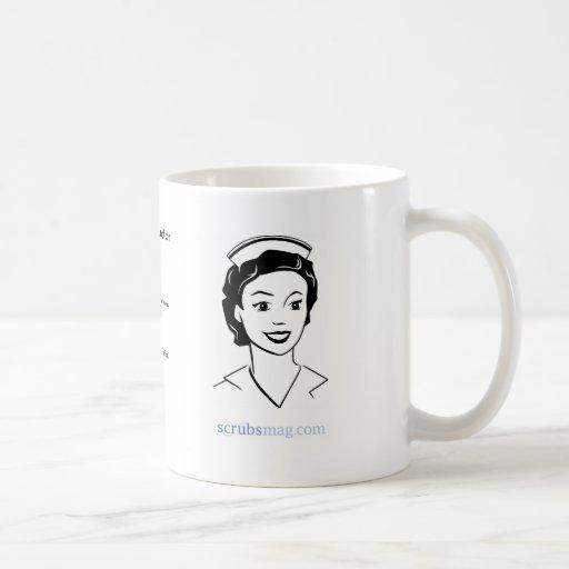 10 ways you know you're a nursing instructor classic white coffee mug