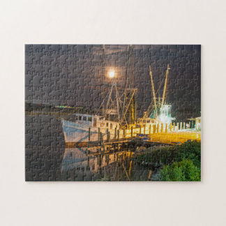 "10"" x 14"" Shrimp Boat Puzzle"