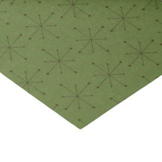 """10"""" x 15"""" MIDCENTURY MODERN STARBURST PATTERN Tissue Paper"""