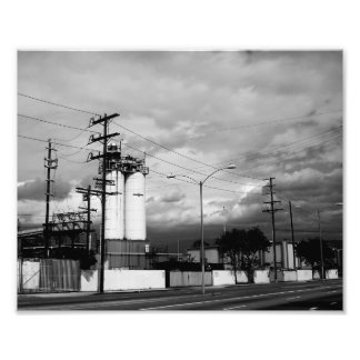 "10"" x 8"" factory photograph"
