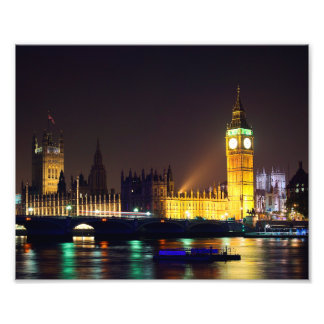 "10"" x 8"" Houses of Parliment London Photography Photo Art"