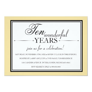celebrating 10 years of marriage gifts on zazzle