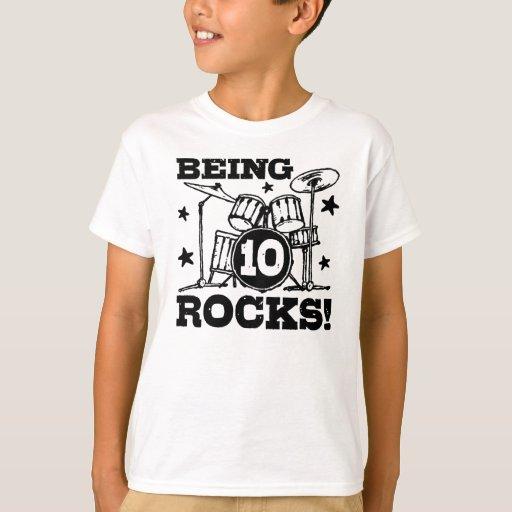 10 Year Old T Shirt Zazzle