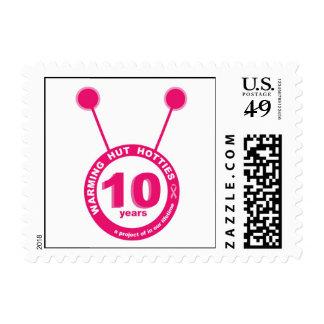 10 Year Stamp