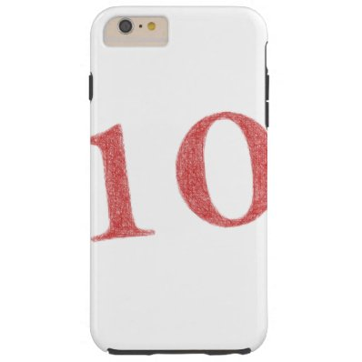 10 years anniversary tough iPhone 6 plus case