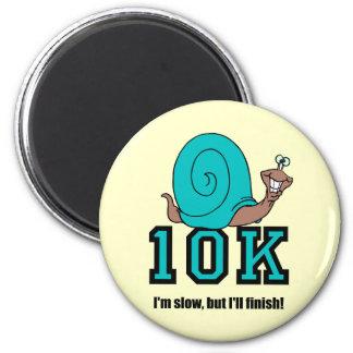 10K divertido Imán Redondo 5 Cm