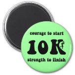 10K inspirado Imanes De Nevera
