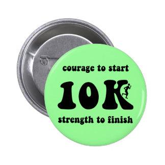 10K inspirado Pins