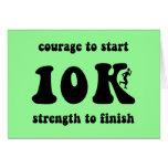 10K inspirado Tarjetón