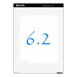 10k Miles iPad 2 Decals