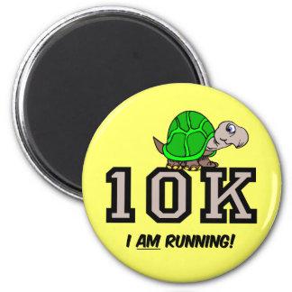 10K running Magnet
