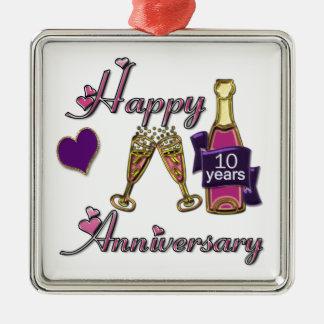 10mo Aniversario Adorno