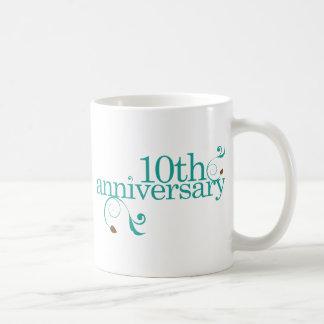 10mo Aniversario Taza Clásica