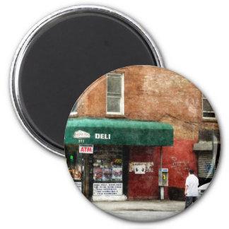 10mo Avenida Tienda de delicatessen en Manhattan Imán Para Frigorifico