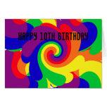 10mo cumpleaños feliz felicitación