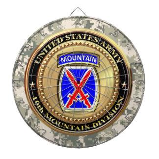 10mo División de la montaña