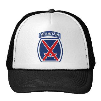 10mo División de la montaña Gorra