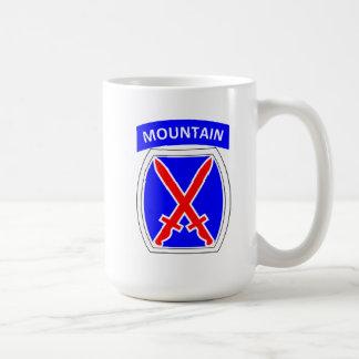 10mo División de la montaña Taza