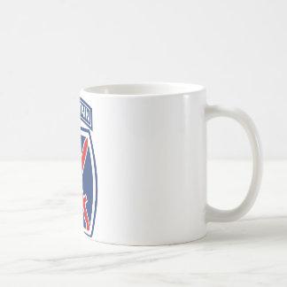 10mo División de la montaña Taza De Café
