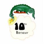 10mo Dragón del cumpleaños Esculturas Fotograficas