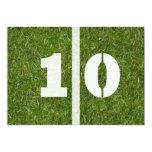 10mo ¡Fiesta de cumpleaños! Invitación 12,7 X 17,8 Cm