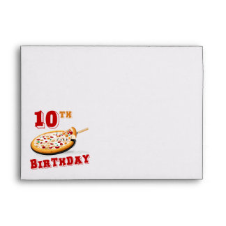 10mo Fiesta de la pizza del cumpleaños