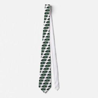 10mo lazo de destello del veterano de las boinas v corbata personalizada