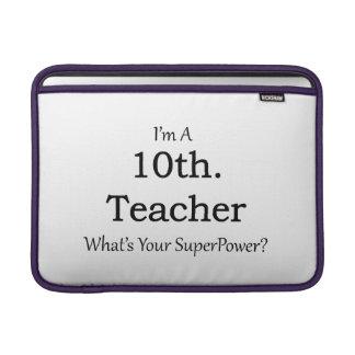 10mo. Profesor del grado Funda Para Macbook Air