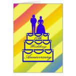 10mo Regalos del aniversario de boda Felicitación