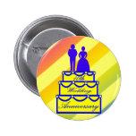 10mo Regalos del aniversario de boda Pin