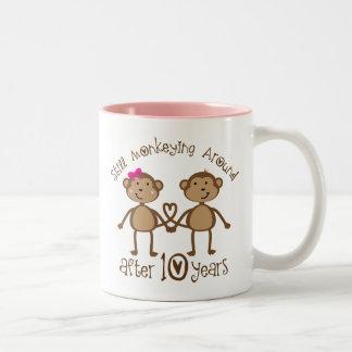 10mo Regalos del aniversario de boda Tazas De Café