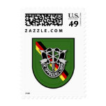 10mo SFG-A 7 Alemania Sello