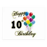 10mos regalos de cumpleaños y ropa felices del cum