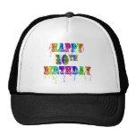 10mos regalos de cumpleaños y ropa felices del cum gorras