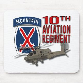 10th Aviation Regiment - Apache Mouse Pad