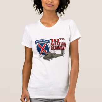 10th Aviation Regiment - Apache T-Shirt