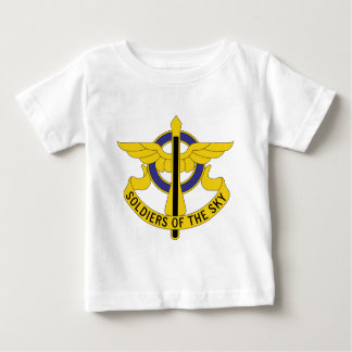 10th Aviation Regiment - Soldiers Of The Sky Baby T-Shirt
