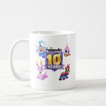 10th Birthday Logo mugs
