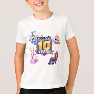 10th Birthday Logo T-Shirt