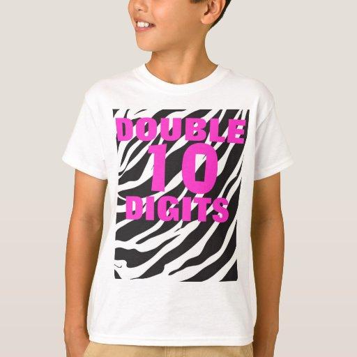 Zebra T Shirt Kids